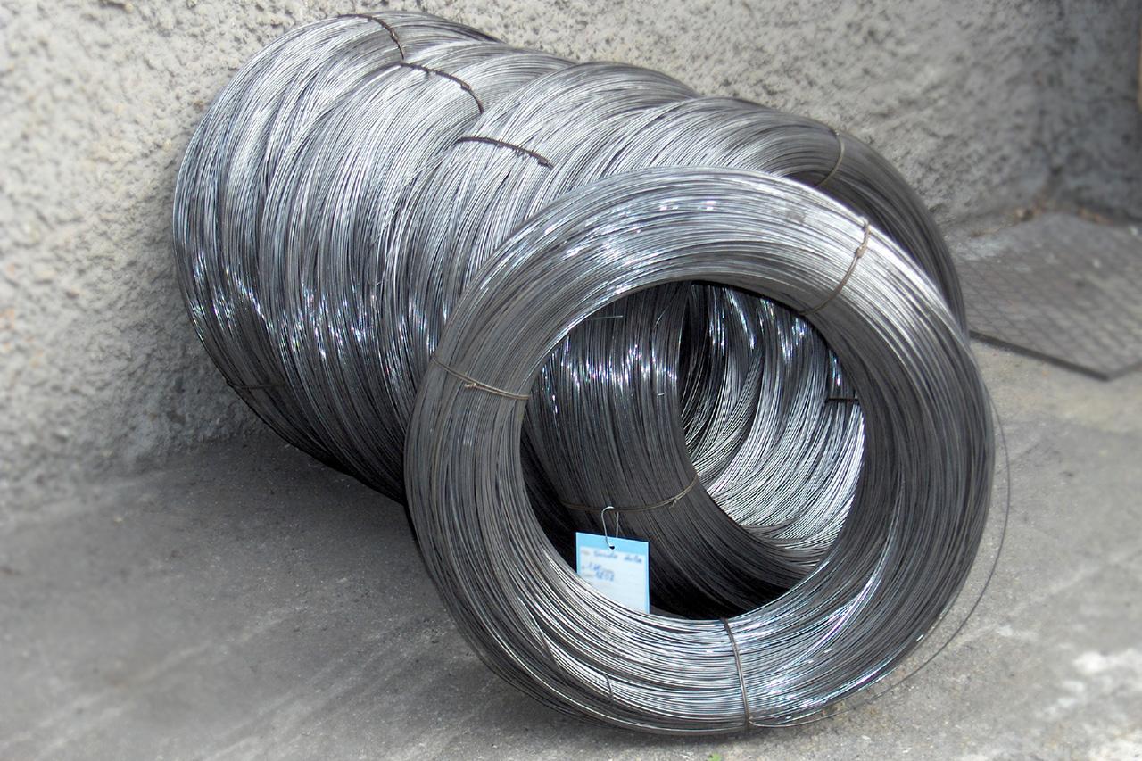 rotoli filo di ferro