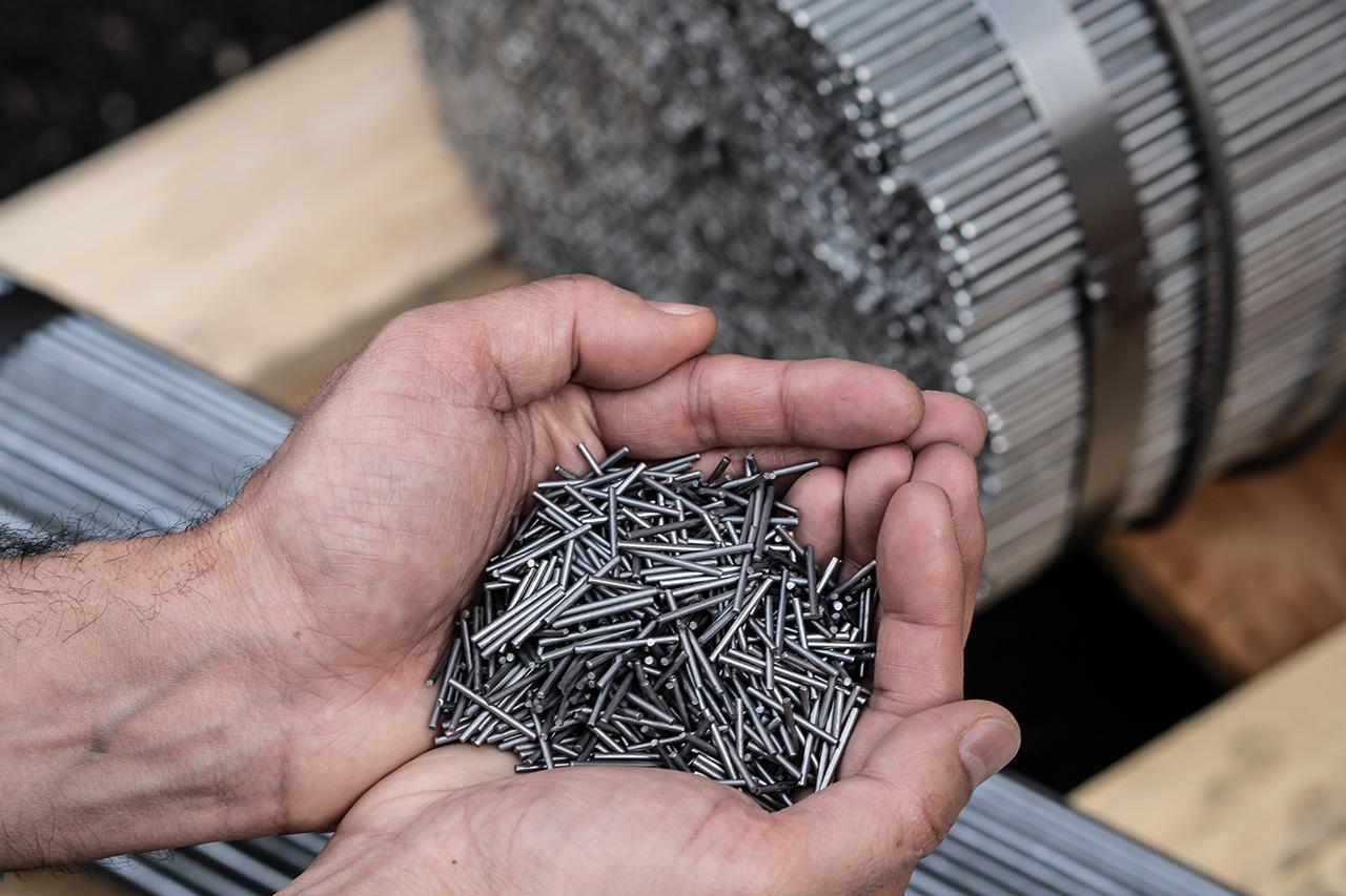 barre spinette di ferro